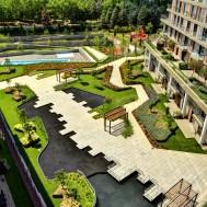 Greenist Residence ve HGI Otel ve Ticaret Merkezi