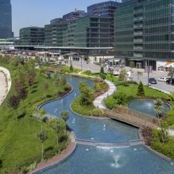 Vadi İstanbul 2. Etap ve Meydan Bitkisel Peyzaj